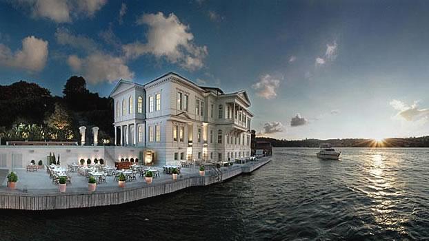 En iyi 10 Luks Istanbul Oteli